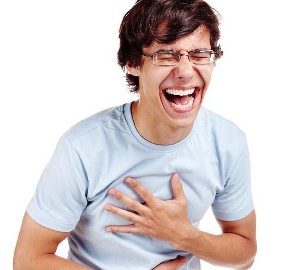 Dlaczego warto śmiać się jak najczęściej? /©123RF/PICSEL