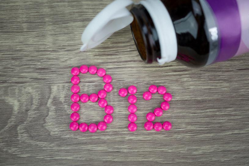 Dlaczego witamina B12 jest tak ważna? /©123RF/PICSEL