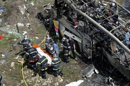 Dlaczego zginęło 26 osób /RMF/INTERIA.PL