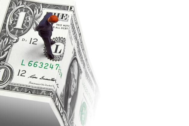 Dług publiczny USA wynosi 16,4 bln USD (nieco powyżej 100 proc. PKB) /©123RF/PICSEL