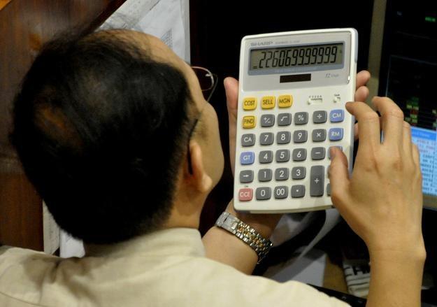Dług u fiskusa potaniał do 10 procent w skali roku /AFP