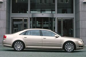 """Długa """"ósemka"""" Audi"""