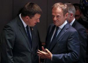 Długi szczyt Rady Europejskiej bez przełomu