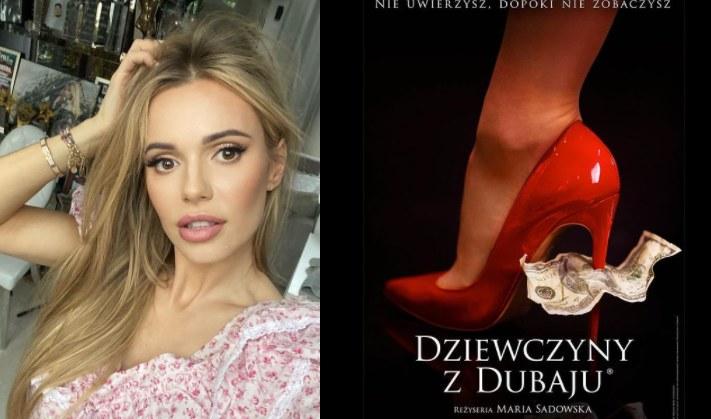 """Długo wyczekiwany film """"Dziewczyny z Dubaju"""" trafi do kin! Doda zdradza premierę Foto: Instagram / dodaqueen /Instagram"""
