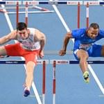 DME w lekkoatletyce. Bieg na 110 m przez płotki dla Hiszpana Asiera Martineza