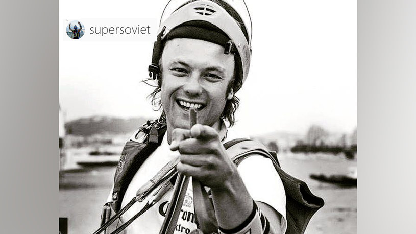 Dmitrij Didenko niestety nie żyje /Instagram/supersoviet /