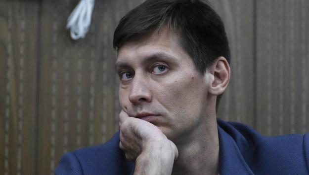 Dmitrij Gudkow /Sergei Ilnitsky /PAP/EPA