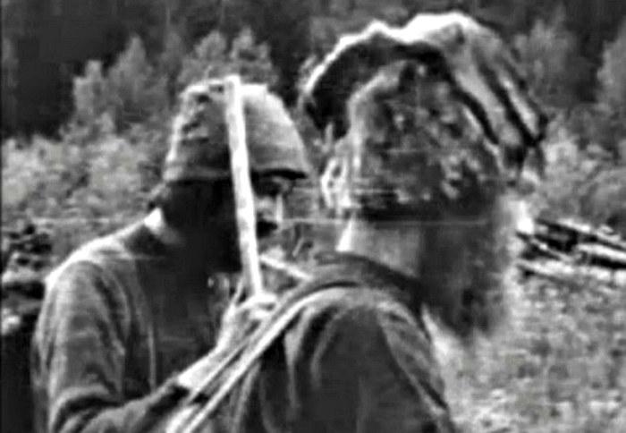 Dmitrij i Sawin Łykowowie - synowie Karpa /smithsonianmag.com /materiały prasowe