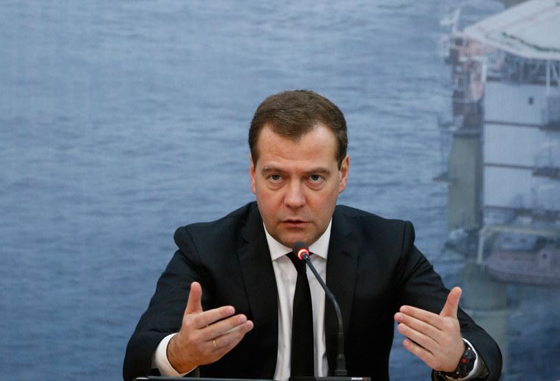 Dmitrij Miedwiediew wezwał do Rosji na konsultacje rosyjskiego ambasadora /Informacyjna Agencja Radiowa