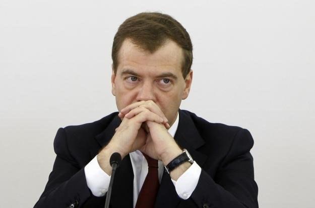 Dmitrij Miedwiediew /AFP