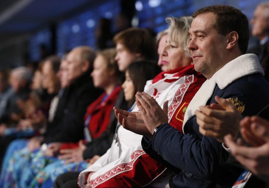 Dmitrij Miedwiediew /DMITRY ASTAKHOV/RIA NOVOSTI /PAP/EPA