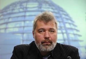 Dmitrij Muratow laureatem pokojowego Nobla. Kim jest dziennikarz?
