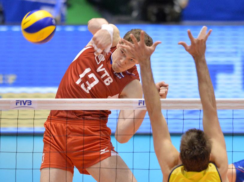 Dmitrij Muserski zmienia pozycję w reprezentacji Rosji /AFP