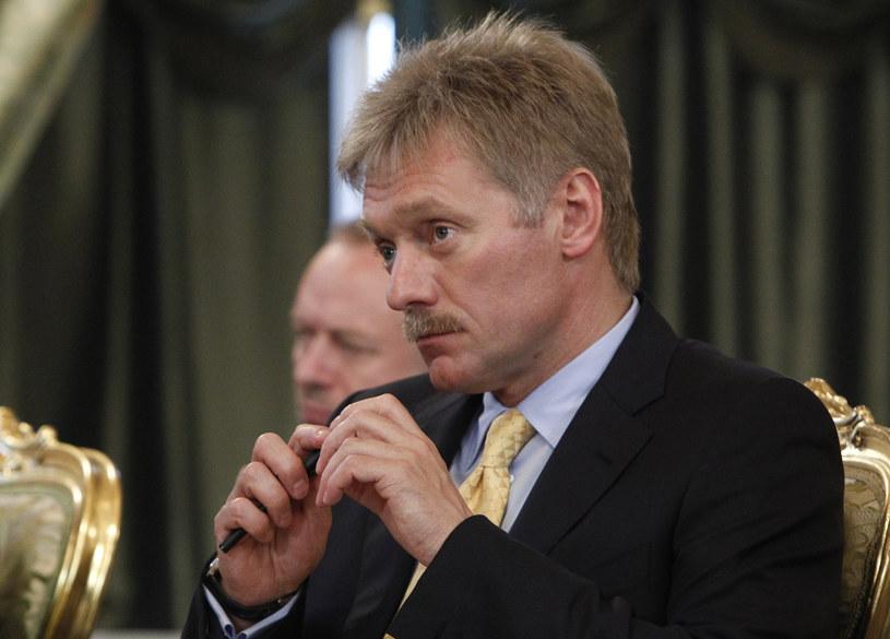 Dmitrij Pieskow /MAXIM SHEMETOV  /AFP