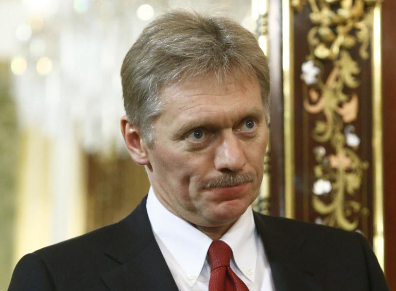 Dmitrij Pieskow /SERGEI KARPUKHIN /AFP
