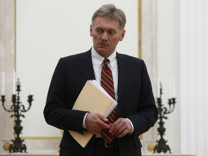 Dmitrij Pieskow /AFP