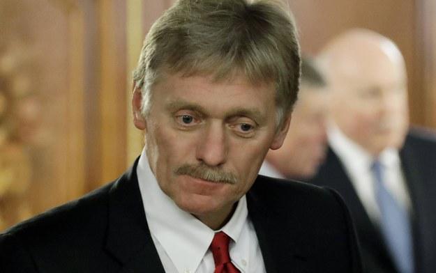 Dmitrij Pieskow /MIKHAIL METZEL  /PAP/EPA