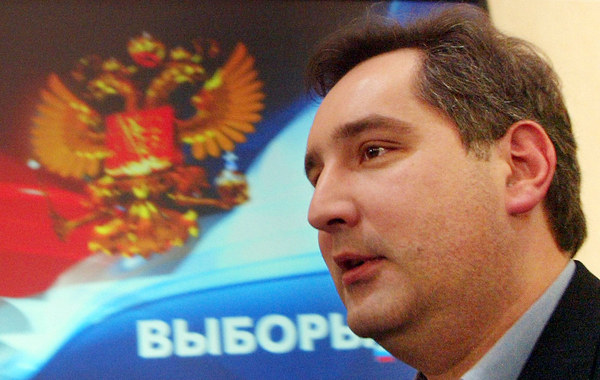 Dmitrij Rogozin /AFP