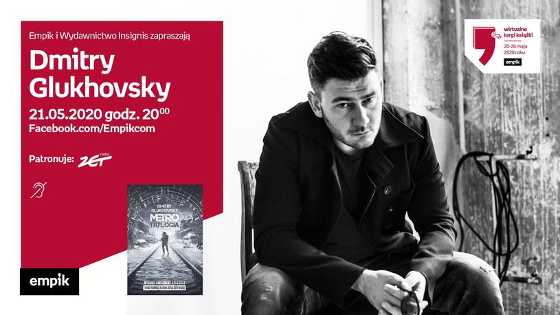 Dmitry Glukhovski /materiały prasowe