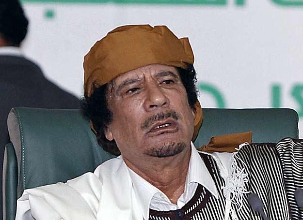 Dni Kadaffiego zdają się policzone... /AFP