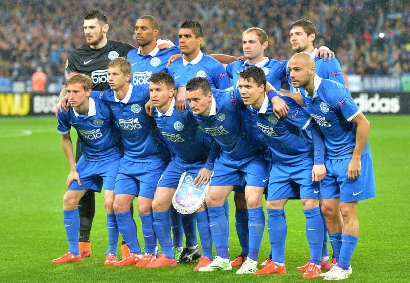 Dnipro spróbuje sprawić sensację w finale Ligi Europejskiej /AFP