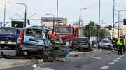 Do 15 lat więzienia dla kierowcy, który uszkodził 18 aut w Krakowie