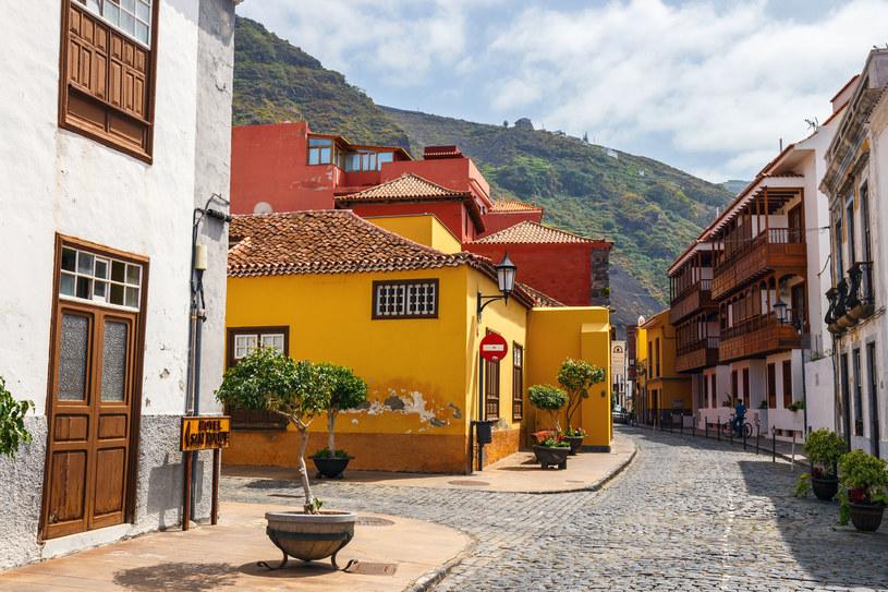 Do 1706 roku Garachico było głównym portem wyspy /123RF/PICSEL