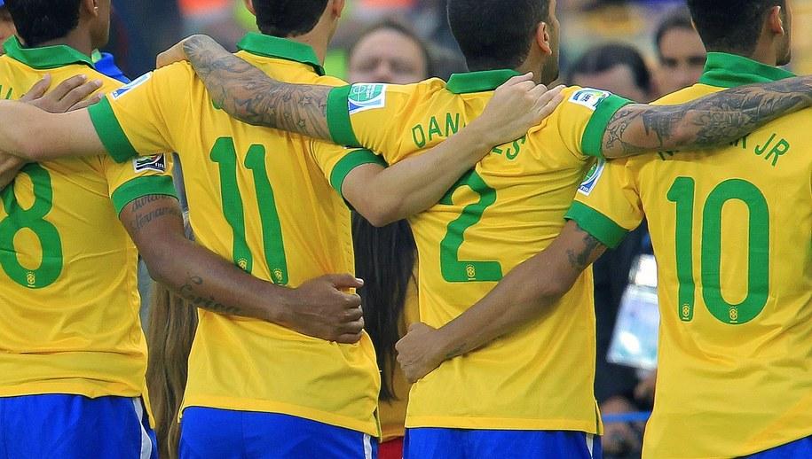 Do 2014 roku Brazylia rozegrała w turniejach finałowych MŚ 99 meczów i zdobyła w nich 216 punktów /ROBERT GHEMENT /PAP/EPA