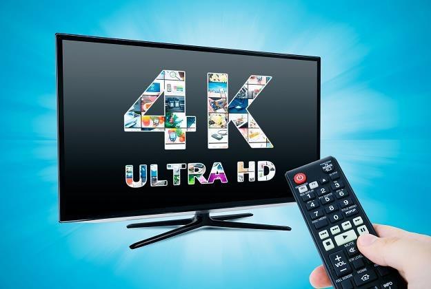 Do 2021 roku 5 mln Polaków będzie miało telewizor 4K /©123RF/PICSEL