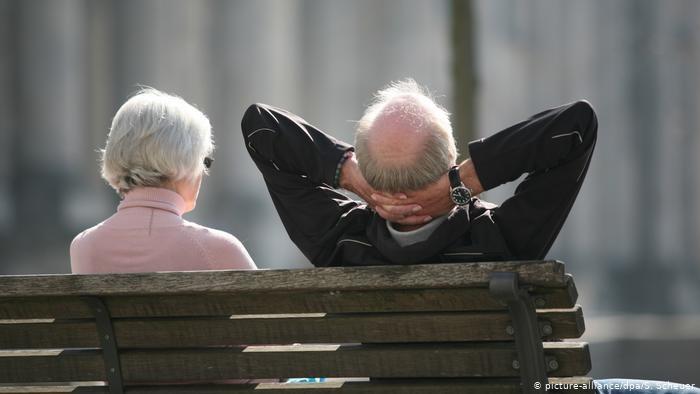 Do 2035 roku liczba emerytów w Niemczech bardzo znacząco wzrośnie /Deutsche Welle