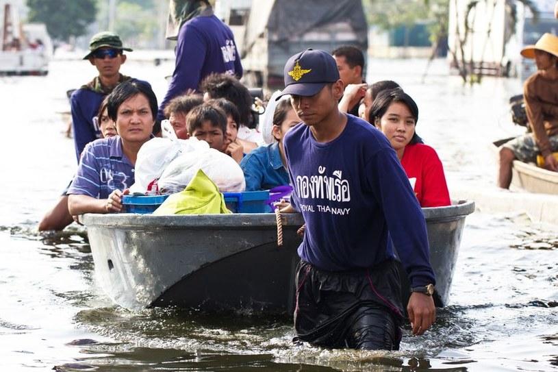 Do 2060 r. aż miliard osób będzie zagrożonych powodziami /123RF/PICSEL