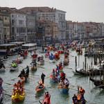 Do 2100 r. Wenecja może zostać pochłonięta przez morze