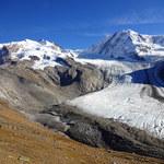 Do 2100 roku w Alpach może zniknąć ponad 90 proc. lodowców