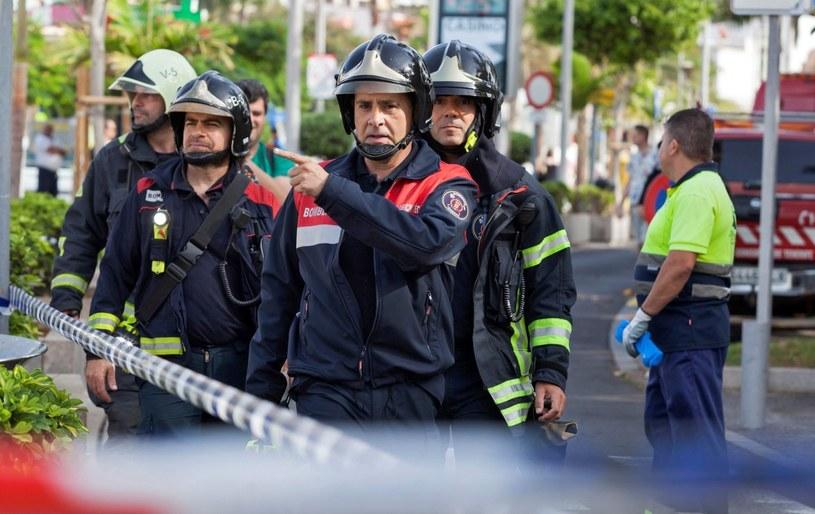 Do 40 wzrosła liczba rannych na Teneryfie /RAMON DE LA ROCHA /PAP/EPA