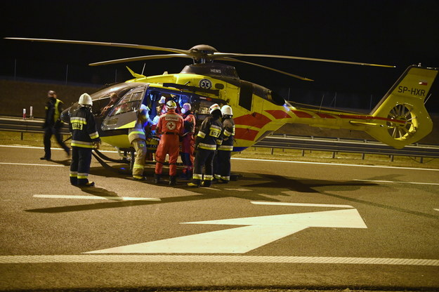 Tragiczny wypadek w Starym Sączu: Nie żyją dwie kobiety, 3 rannych jest w szpitalu