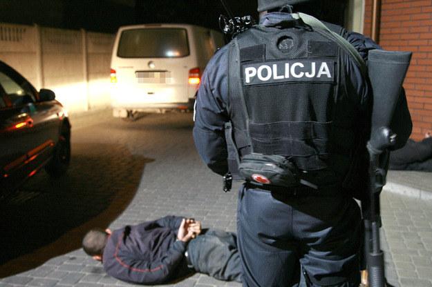 Do akcji wkroczyła policja (zdjęcie ilustracyjne) /Policja