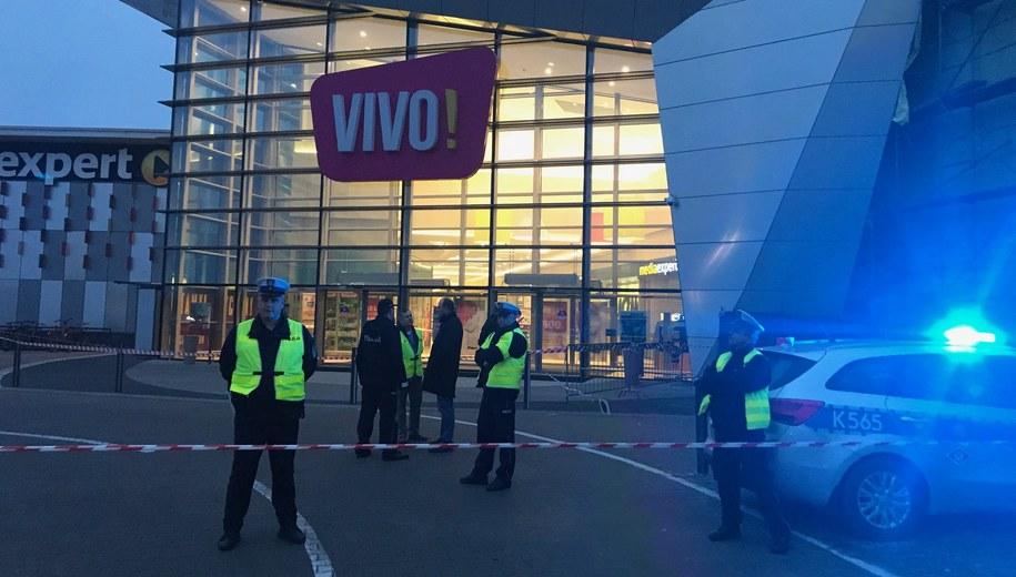Do ataki doszło w galerii handlowej /RMF FM /Archiwum RMF FM
