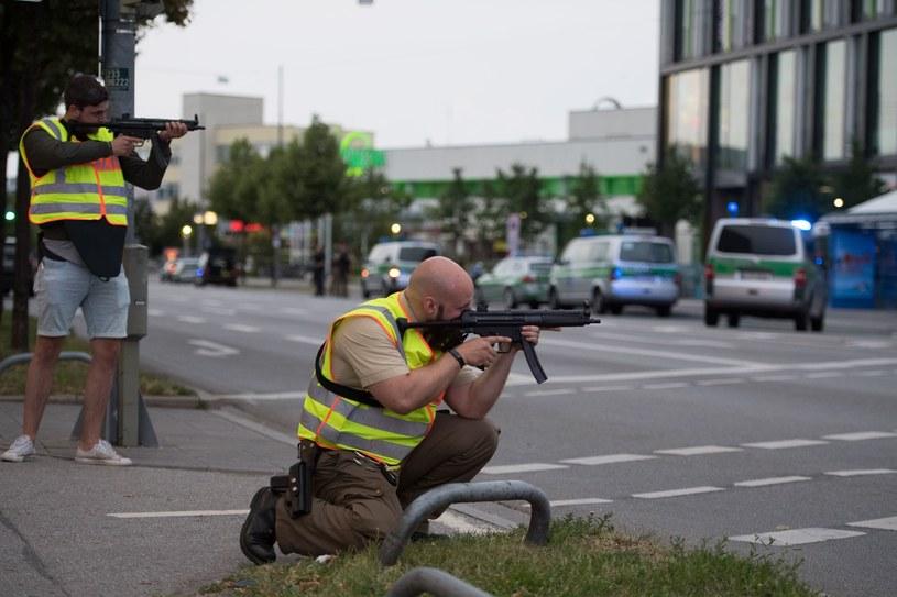 Do ataku doszło w Monachium /Associated Press /East News