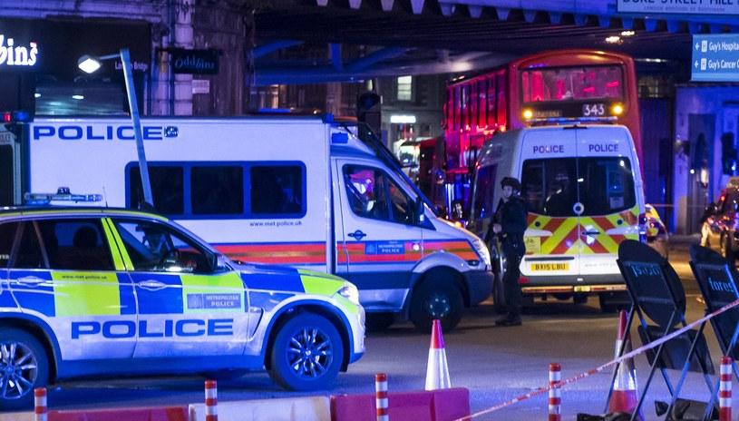 Do ataku doszło w sobotni wieczór (3 czerwca) /PAP/EPA