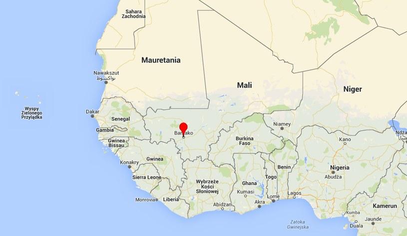 Do ataku dosżło w stolicy Mali Bamako /