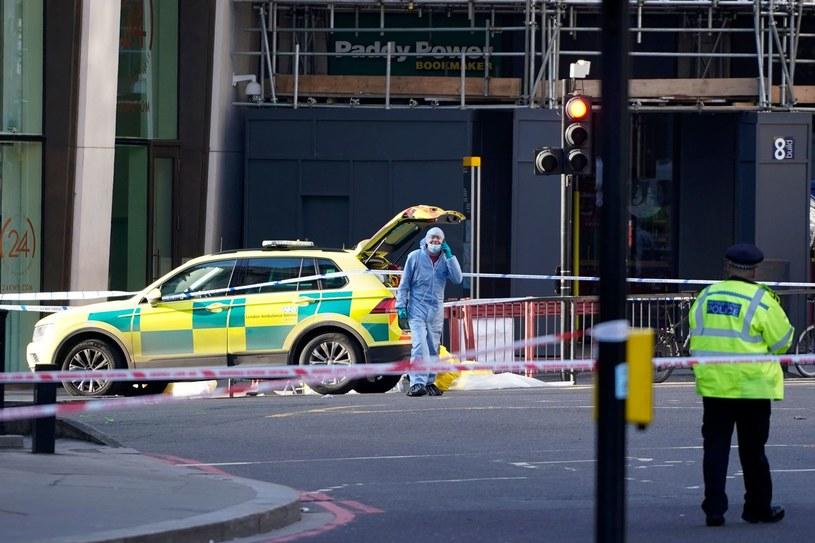 Do ataku terrorystycznego doszło w Londynie pod koniec listopada /AFP