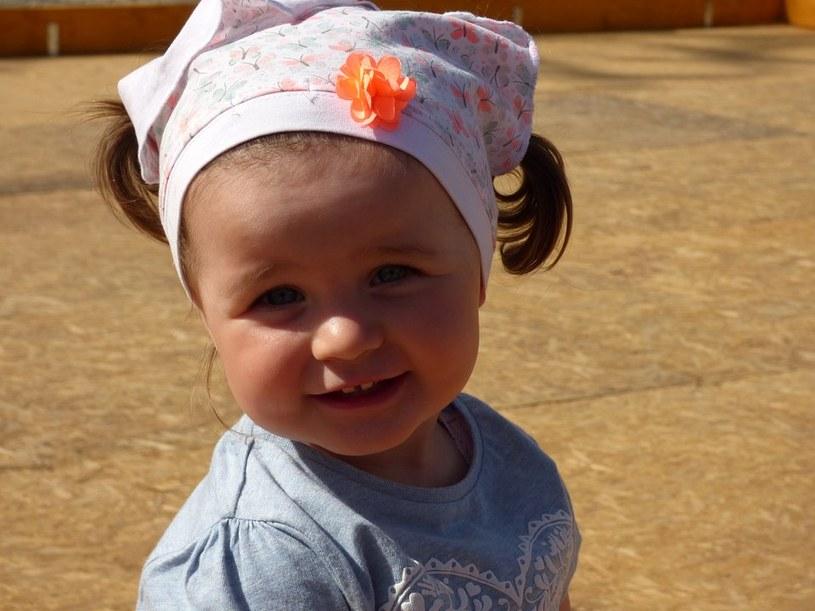 Do czasu pobytu w szpitalu Marysia marzyła, by zostać lekarką /Fundacja DKMS /