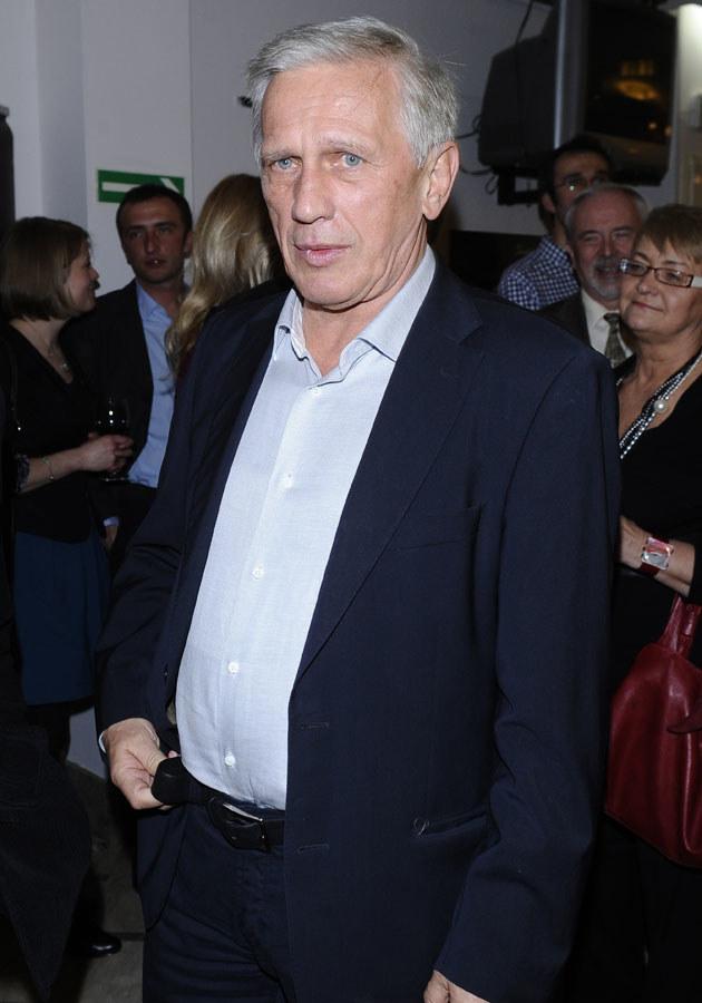 Do czasu zakończenia procesu Englert odmawia komentarza w sprawie. /Andras Szilagyi /MWMedia