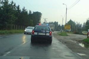 Do czego policjantowi kogut?