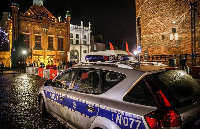 Do dramatycznych wydarzeń doszło podczas finału WOŚP w Gdańsku /Karolina Misztal /Reporter