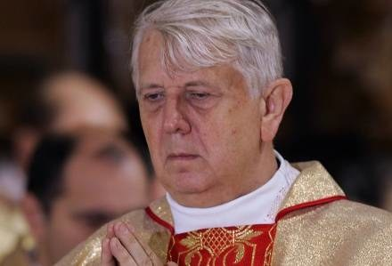 Do dymisji arcybiskupa Stanisława Wielgusa doszło  na prośbę Stolicy Apostolskiej /AFP