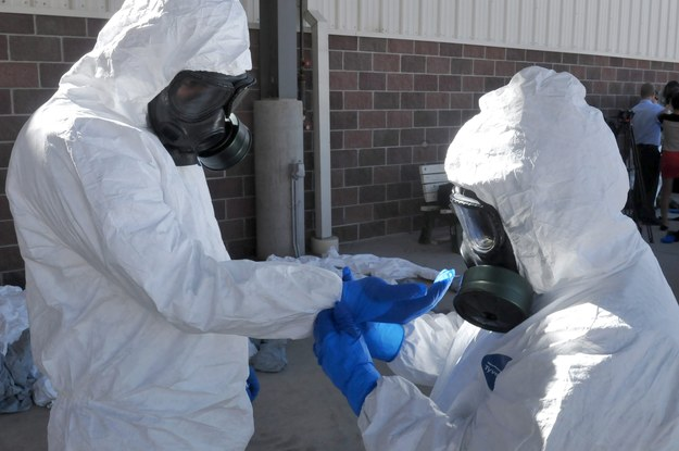 Do eboli jesteśmy przygotowani... teoretycznie