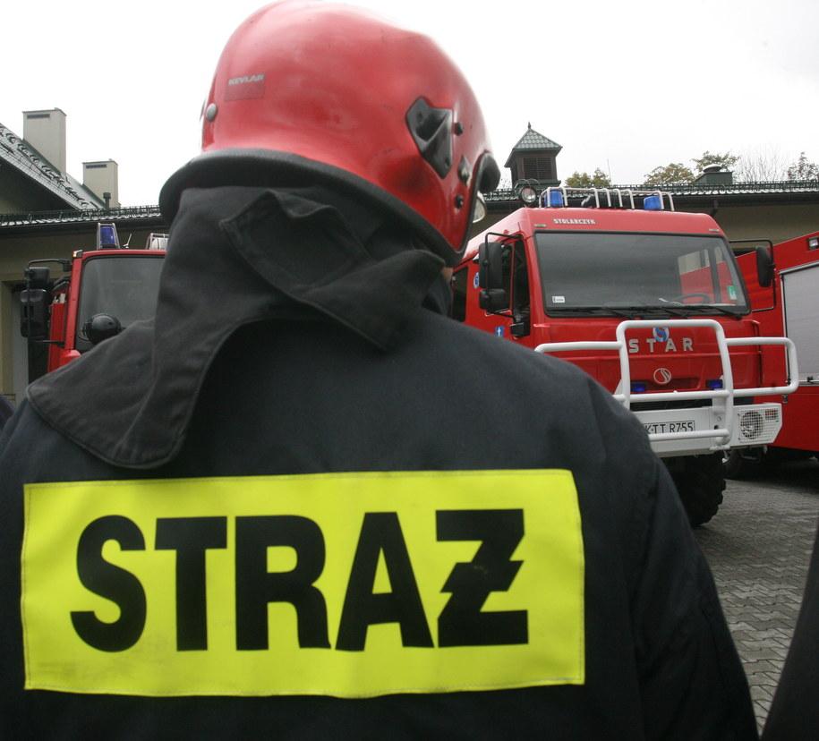 Do eksplozji doszło w czwartek wieczorem, zdj. ilustracyjne /Grzegorz Momot /PAP