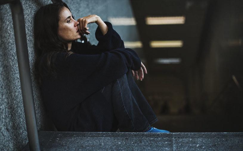 Do gabinetów spychiatrycznych trafiły osoby, których problemy rozwinęły się w trakcie trwania kwarantanny po raz pierwszy /123RF/PICSEL