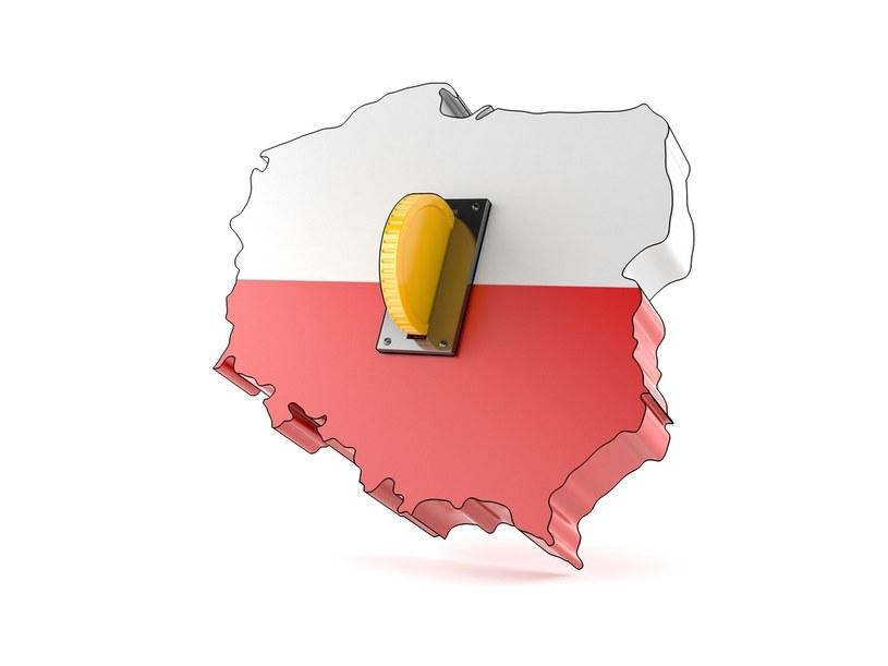 Do grona państw z ujemnymi rentownościami dołączyła Polska /123RF/PICSEL